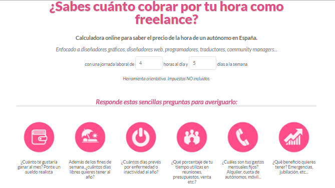 Calculadora de Laura López